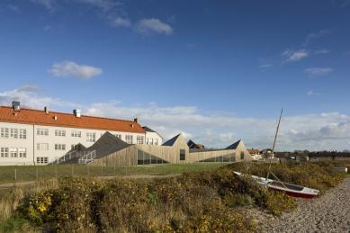Mateřská škola Råå - foto: Adam Mørk, www.adammork.dk