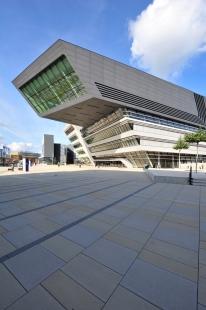Knihovna a vzdělávací centrum Ekonomické univerzity - foto: Petr Šmídek, 2014