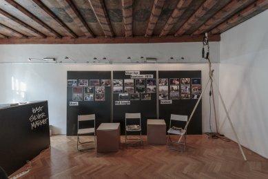 Architektura 18. MFDF Ji.hlava - Interiéry - foto: Michal Ureš, 2014