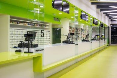 Lékárna Fakultní nemocnice Olomouc - foto: Lukáš Navara