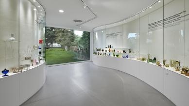 Pavilon skla Klatovy - foto: Ivan Němec