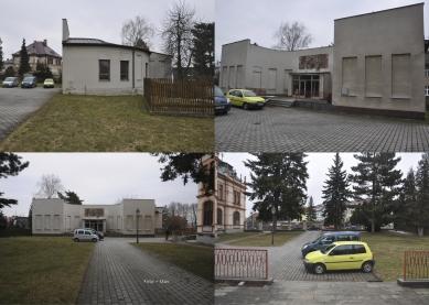 Pavilon skla Klatovy - Fotografie původního stavu - foto: archiv atelier25