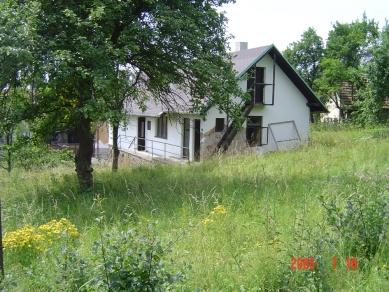 Přestavba bývalého obecního úřadu na rekreační bydlení - Původní stav - foto: archiv caraa