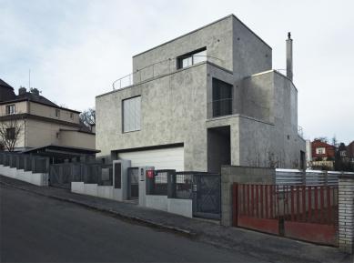 Vila na Bílé hoře - foto: Vasil Stanko, Ondřej Císler