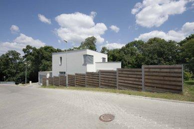 Dům u parku - foto: Jiří Ernest