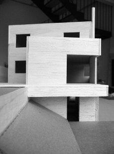 Dům u parku - Model
