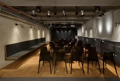 Divadelní klub Scapino / Městské divadlo Kolín - foto: Ester Havlová
