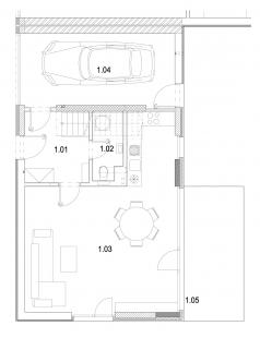 Zátiší Lysolaje - Dům A