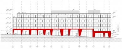 BB Centrum – budova G - Pohled