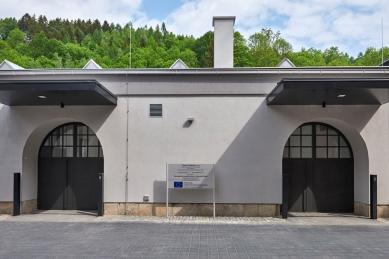 Rekonstrukce objektu kotelny v Železném Brodě - foto: studio ARTIKL