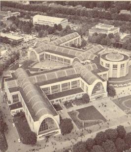 Pavilon A, Brněnské výstaviště