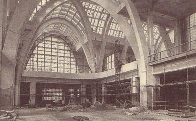 Pavilon A, Brněnské výstaviště - Rekonstrukce pavilonu  v roce 1982