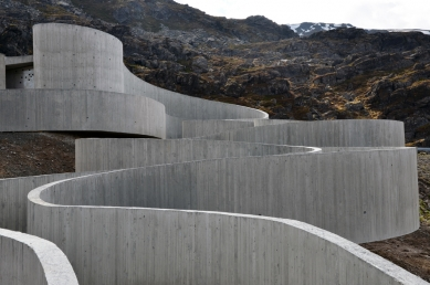 Selvika / národní turistická cesta