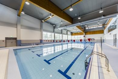 Komplex bazénů a sportovišť Jedenáctka VS - foto: Tomáš Malý