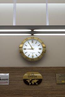 Klenotnictví Dušák - hodinářský servis - foto: P. Hajská
