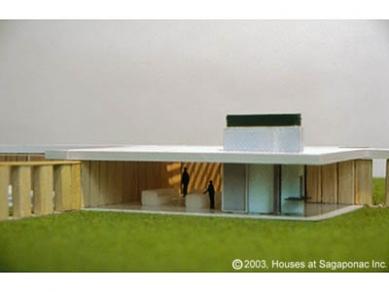 Sagaponac Houses - Shigeru Ban & Dean Maltz