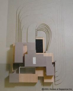 Sagaponac Houses - Antonio Citterio
