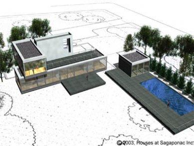 Sagaponac Houses - Francois De Menil