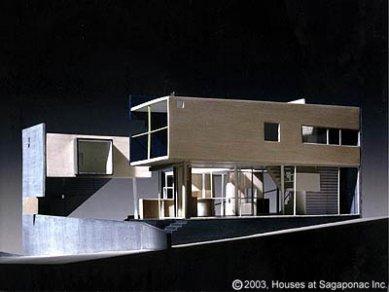 Sagaponac Houses - Tom Hanrahan & Victoria Mezera
