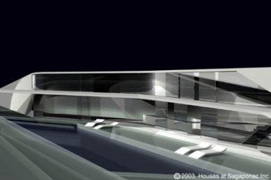 Sagaponac Houses - Zaha Hadid