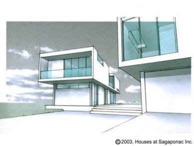 Sagaponac Houses - John Keenen & Terence Riley