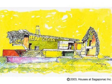 Sagaponac Houses - Samuel Mockbee