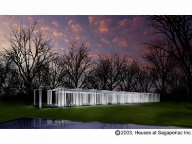 Sagaponac Houses - Thomas Phifer
