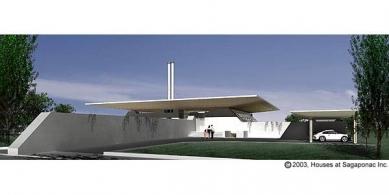 Sagaponac Houses - Richard Rogers