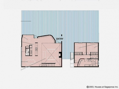 Sagaponac Houses - Stan Allen