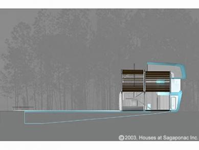Sagaponac Houses - Lindy Roy