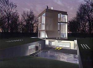 Sagaponac Houses - Calvin Teak & Zach Mckown