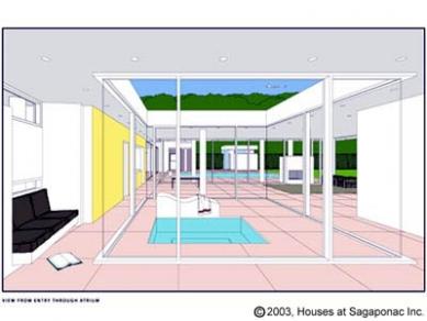 Sagaponac Houses - Antony Ames
