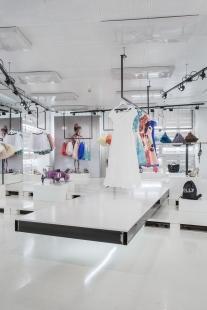 Konverze interiéru showroom Poshme