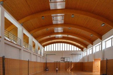 Dostavba střední školy sklářské - foto: Petr Šmídek, 2014