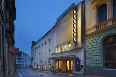Kinokavárna - foto: Aleš Jungmann