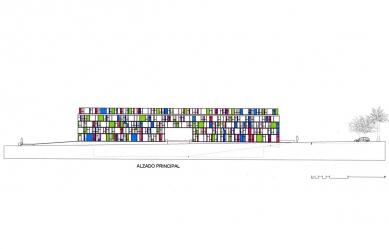 Digitální město - Pohled - foto: CHS Arquitectos