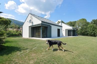 Rodinný dům v horách - foto: Jiří Ernest