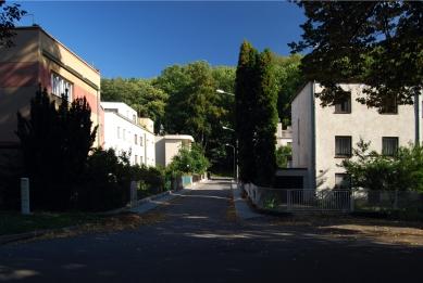 Kolonie Nový dům - Současný stav. Drnovická ulice. - foto: Martin Rosa, 2007