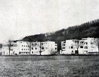 Kolonie Nový dům - foto: archiv redakce