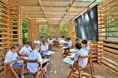 Venkovní třída - foto: Petr Králík