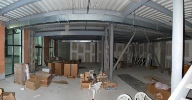 Kanceláře Apiary - Původní stav - foto: Štěpán Jablonský