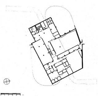 Carpenterovo centrum pro vizuální umění  - Plan 0