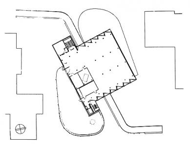 Carpenterovo centrum pro vizuální umění  - Plan 4