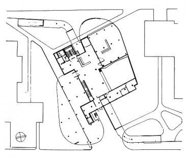 Carpenterovo centrum pro vizuální umění  - Plan 6