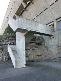 Dům kultury ve Firminy - foto: Petr Šmídek, 2003