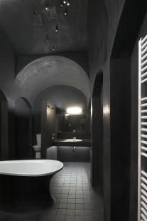Besídka - Koupelna Boháč - foto: Ester Havlová