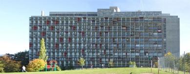 Unité d'Habitation Firmini - foto: David Kubík, 2002