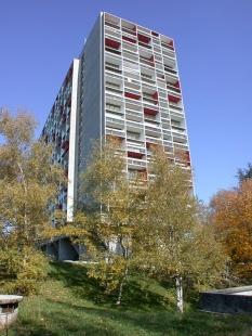 Unité d'Habitation Firmini - foto: Petr Šmídek, 2003