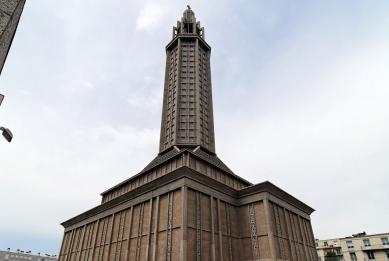 St. Joseph's Church Le Havre - foto: Petr Šmídek, 2012