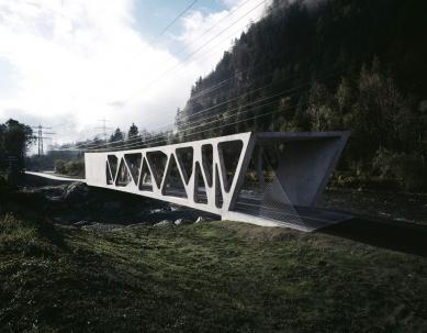 Alfenz Bridge - foto: Marc Lins Photography, www.marclins.com